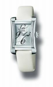 [オリス]Oris  561 7621 4961LS Rectangular Diamond With Date Watch 01 561 7621 4961-07 5 16 74