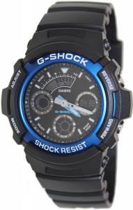 CASIO G-SHOCK(カシオ Gショック) 海外モデル デジアナウォッチ aw-591-2adr