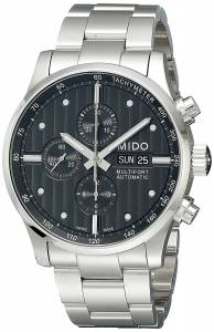 [ミドー]Mido  Multifort Analog Display Swiss Automatic Silver Watch MIDO-M0056141106100