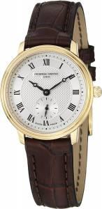 [フレデリックコンスタント]Frederique Constant  Slim Line Quartz Watch FC 235M1S5