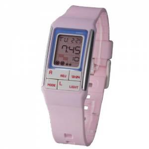 [カシオ]Casio  LDF514ALds Retro Digital Square 50m WR,EL backlight Daily alarm , LDF-51-4A