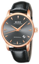 [ミドー]Mido 腕時計 Gents Watch Baroncelli II M86003134 [並行輸入品]