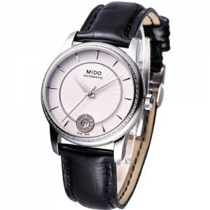 [ミドー]Mido  Automatic Watch M0072076603620 with Leather Strap CO187SR2L2 レディース