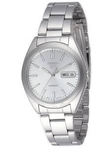 [セイコー]Seiko Watches 腕時計 Seiko 5 Silver Watch SNX993K1 メンズ [逆輸入]