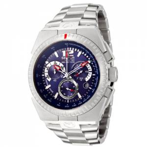 [セクター]Sector 腕時計 Silver/Blue Stainless Steel Watch R3273671135 メンズ