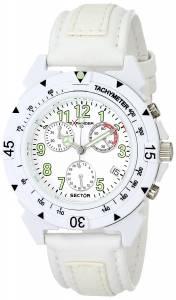 [セクター]Sector 腕時計 Action Analog Display Quartz White Watch R3271697045 メンズ