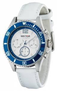 [セクター]Sector 腕時計 Marine Analog Display Quartz White Watch R3271661545 レディース