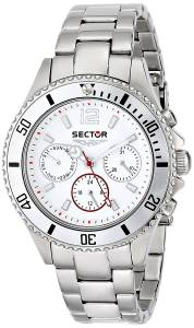 [セクター]Sector  Marine Analog Display Quartz Silver Watch R3273661545 レディース