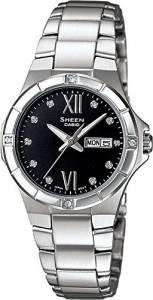 [カシオ]Casio 腕時計 Wristwatch SHE-4022D-1ADR [逆輸入]