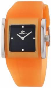 [ラコステ]Lacoste 腕時計 Quartz Watch with Rubber Strap 6350L 29 レディース