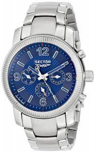 [セクター]Sector 腕時計 500 Analog Display Quartz Silver Watch R3273639035 メンズ