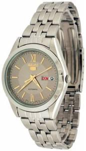 [セイコー]Seiko Watches 腕時計 Seiko Gold StainlessSteel Automatic Watch SNXA03K メンズ