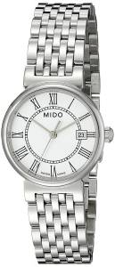 [ミドー]Mido 腕時計 Dorada Analog Display Quartz Silver Watch MIDO-M21304261 レディース
