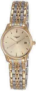 [ロンジン]Longines 腕時計 Lyre Champagne Dial Watch L4.259.2.32.7 [並行輸入品]
