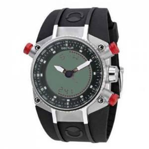 [セクター]Sector 腕時計 Chronograph Alarm Grey Dial Watch R3271695115 メンズ