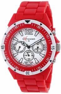 [セクター]Sector 腕時計 Action Expander90 Analog Stainless Steel Watch R3251197010 メンズ