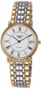 [ロンジン]Longines 腕時計 Presence Automatic Watch L48212117 L4.821.2.11.7 [並行輸入品]
