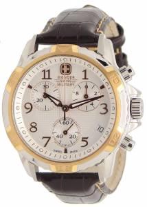 [ウェンガー]Wenger 腕時計 Analog Display Analog Quartz Brown Watch 79131 メンズ