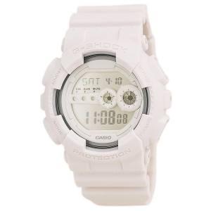 [カシオ]Casio  GShock Digital Dial Resin Quartz Watch GD100WW7 GD-100WW-7DR (G366) メンズ