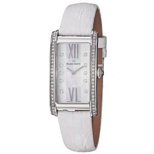 [モーリス ラクロア]Maurice Lacroix  Fiaba Diamond Bezel White Strap Watch FA2164-SD531170