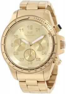 ベスタルヴェスタル腕時計 Vestal Unisex ZR2009 ZR-2 Stainless Steel Brushed-Gold Watch