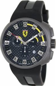 [フェラーリ]Ferrari F1 Fast Lap Carbon Fiber Dial Chronograph Swiss Made FE-10-IPGUN-CG-FC