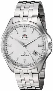 オリエント Orient Men's 'Herald' Japanese Automatic Stainless Steel Dress Watch, SER1U002W0
