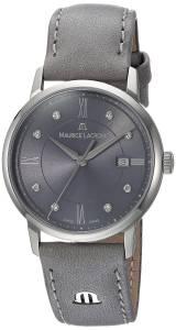 [モーリス ラクロア]Maurice Lacroix 'Eliros' Swiss Quartz Stainless Steel EL1094-SS001-250-1