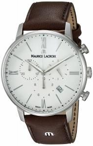 [モーリス ラクロア]Maurice Lacroix 'Eliros' Swiss Quartz Stainless Steel EL1098-SS001-112-1