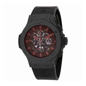 [ウブロ]Hublot  Aero Bang Red Magic Chronograh Automatic Watch 311QX1134RX 311.QX.1134.RX