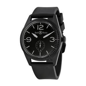 [ベルアンドロス]Bell & Ross 腕時計 BRV123-BL-CA/SRB メンズ [並行輸入品]