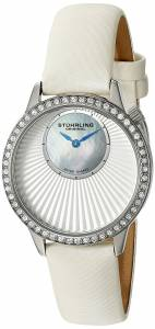 [ステューリングオリジナル]Stuhrling Original Vogue Swiss Quartz White Genuine 336.121P2