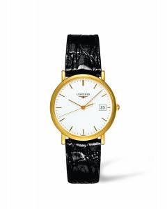 [ロンジン]Longines 腕時計 Presence White Dial Watch L4.777.6.12.0 [並行輸入品]