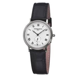 [フレデリックコンスタント]Frederique Constant Silver Dial Watch FC235M4S6 Slim Slim Line