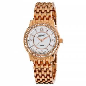 [オーガストシュタイナー]August Steiner 腕時計 Rose Goldtone Watch AS8027RG