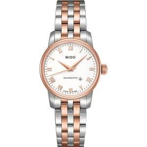 [ミドー]Mido 腕時計 Automatic Watch M76009N61 with Metal Strap Baroncelli レディース