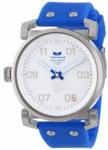 ベスタルヴェスタル腕時計 Vestal Unisex OB3S005 USS Observer Blue Silver White Watch