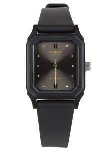 [カシオ]Casio  LQ142E1A Resin Analog Watch Black / Gold Dot / Black / One Size lq142e1a_73282