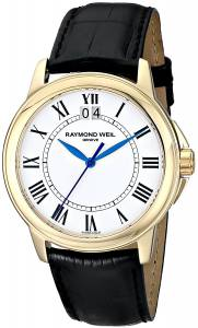 [レイモンドウィル]Raymond Weil Tradition Analog Display Swiss Quartz Black 5476-P-00300
