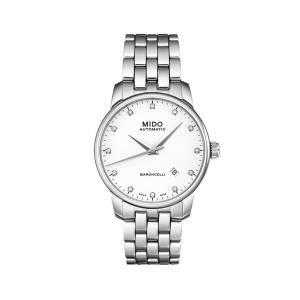 [ミドー]Mido 腕時計 HerrenArmbanduhr XL Analog Automatik Edelstahl M86004661 Baroncelli