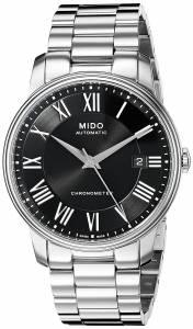 [ミドー]Mido 腕時計 M0104081105309 Baroncelli Watch Black Dial M010.408.11.053.09