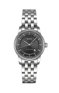[ミドー]Mido  Watch Baroncelli II Grey Dial Stainless Steel Case Automatic Movement M76004131
