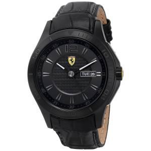 [フェラーリ]Ferrari 腕時計 Scuderia 0 Scuderia Watch 830093 メンズ [並行輸入品]