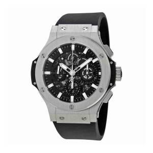 [ウブロ]Hublot  Big Bang Aero Bang Steel Black Dial Automatic Watch 311.SX.1170.RX メンズ