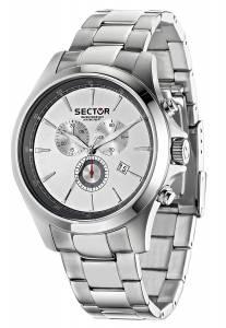 [セクター]Sector  Contemporary 290 Analog Display Quartz Silver Watch R3273690002 メンズ
