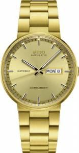 [ミドー]Mido 腕時計 Commander Watch Gold case M014.430.33.021.00 [並行輸入品]