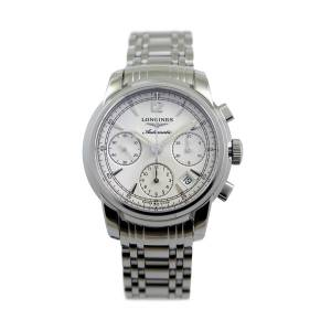 [ロンジン]Longines 腕時計 SaintImier Chronograph Automatic Watch L27534726 メンズ