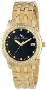 [ルシアン ピカール]Lucien Piccard  Taney Analog Display Quartz Gold Watch LP-12545-YG-11