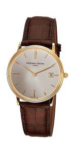 [フレデリックコンスタント]Frederique Constant Slim Line Quartz Watch FC-220NV4S5