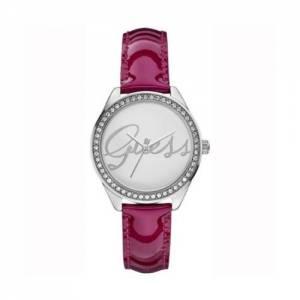 [ゲス]GUESS 腕時計 Analog Silver Dial Watch W0229L3 レディース [並行輸入品]